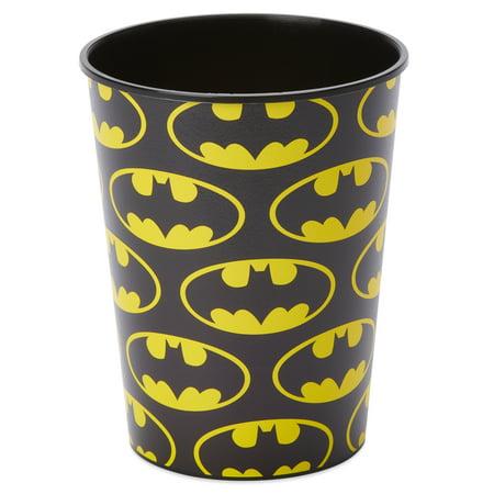 American Greetings Batman 16oz Plastic Party Cups, - Party City Batman Party Supplies