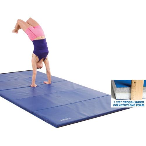 GSC Training Ultimat, 4' x 6', 2' Panel, Blue