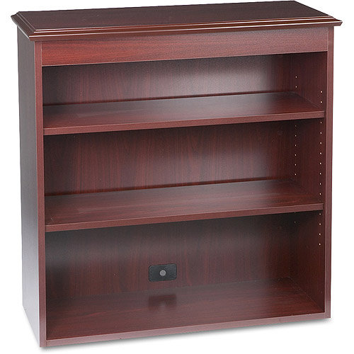 Hon 94000 Series Bookcase Hutch, Mahogany