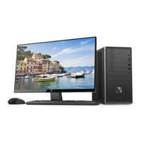 Deals on HP 590-p0093wb Core i3 1TB HDD Desktop w/23.8-in FHD Monitor