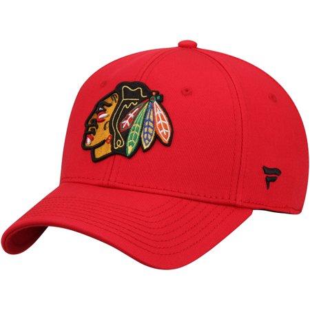 Chicago Blackhawks Speed Flex Hat - Red