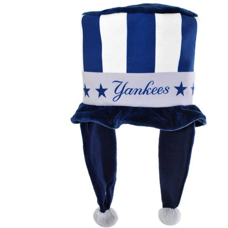 Forever Collectables MLB Mascot Dangle Hat, New York Yankees