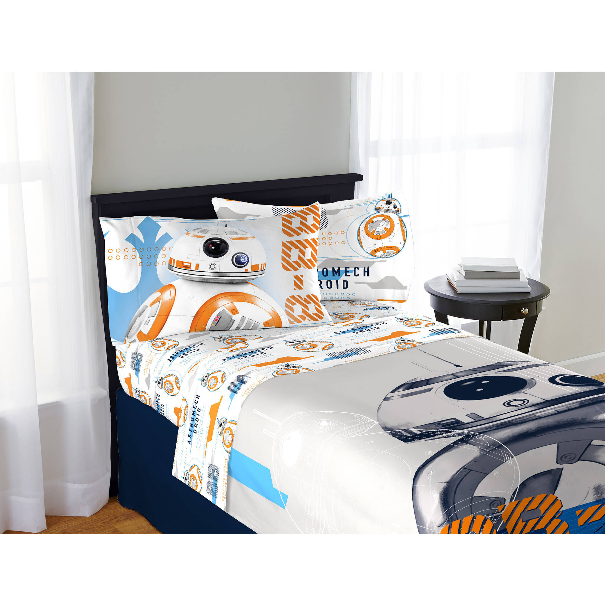 Star Wars The Force Awakens BB-8 Sheet Set