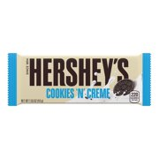 Hershey's, Cookies 'n' Creme, Candy Bar, 1.55 Oz