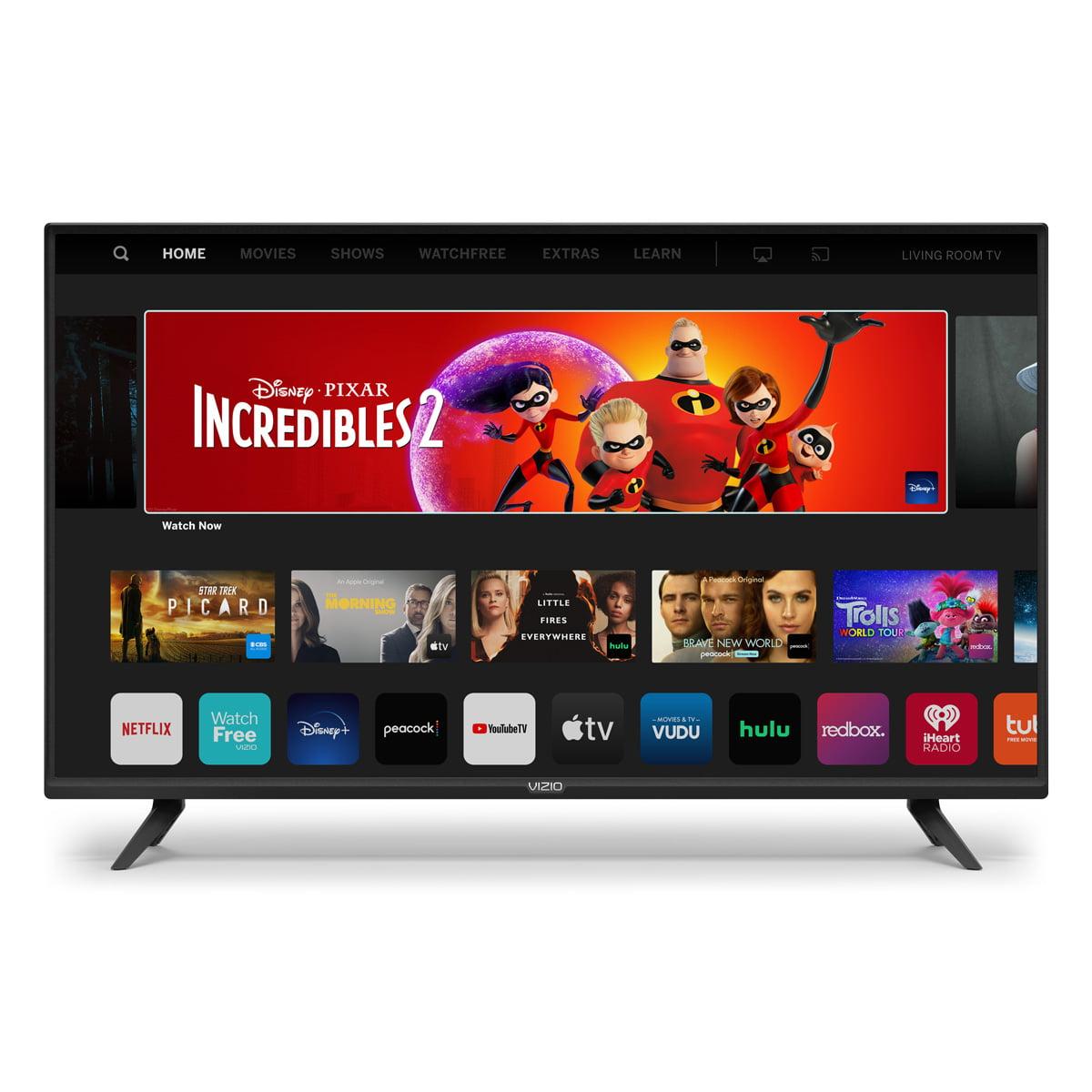 """VIZIO 32"""" Class HD Smart TV D-Series D32h-G9"""