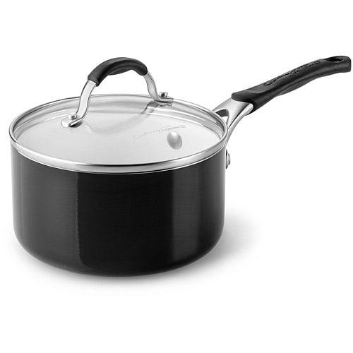 Cooking with Calphalon Ceramic Non-Stick 2-Quart Sauce Pan