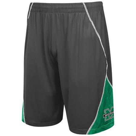 064fca14616 Mens NCAA Marshall Thundering Herd Basketball Shorts (Charcoal) -  Walmart.com