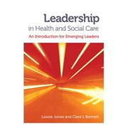 Leadership in Health and Social Care - eBook