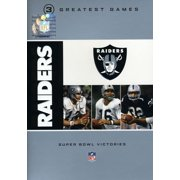 NFL Oakland Raiders 3 Greatest Games: Super Bowl (DVD)
