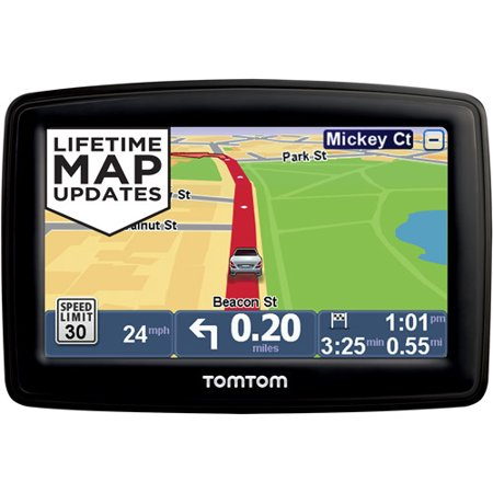 "TomTom START 40M 4.3"" GPS w/Lifetime Map Updates"