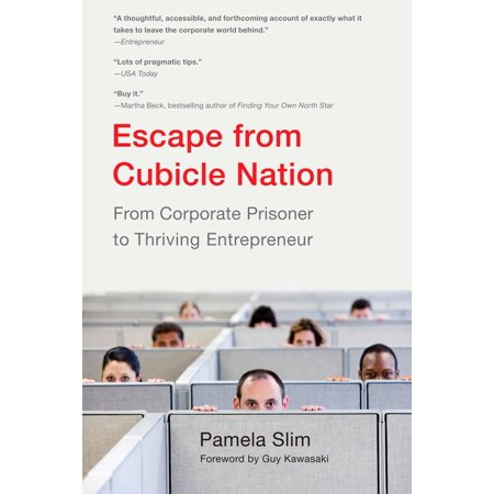 Escape From Cubicle Nation : From Corporate Prisoner to Thriving Entrepreneur](Halloween Escaped Prisoner)