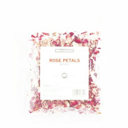 Dried Rose Petals Spice Bag  .15 oz each (3 Items Per Order, not per - Dried Rose