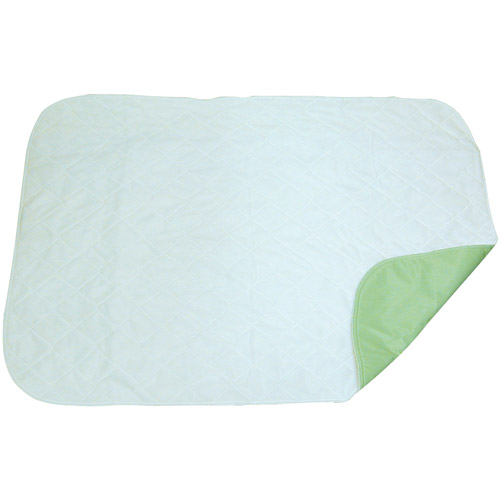 DMI Waterproof Furniture and Bed Protector Pad, Soft and Quilted, 30 x 36, Green