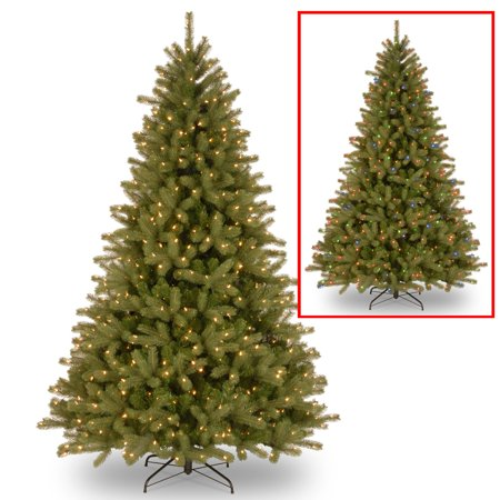 7.5 Lakewood Spruce Tree with Dual Color LED Lights