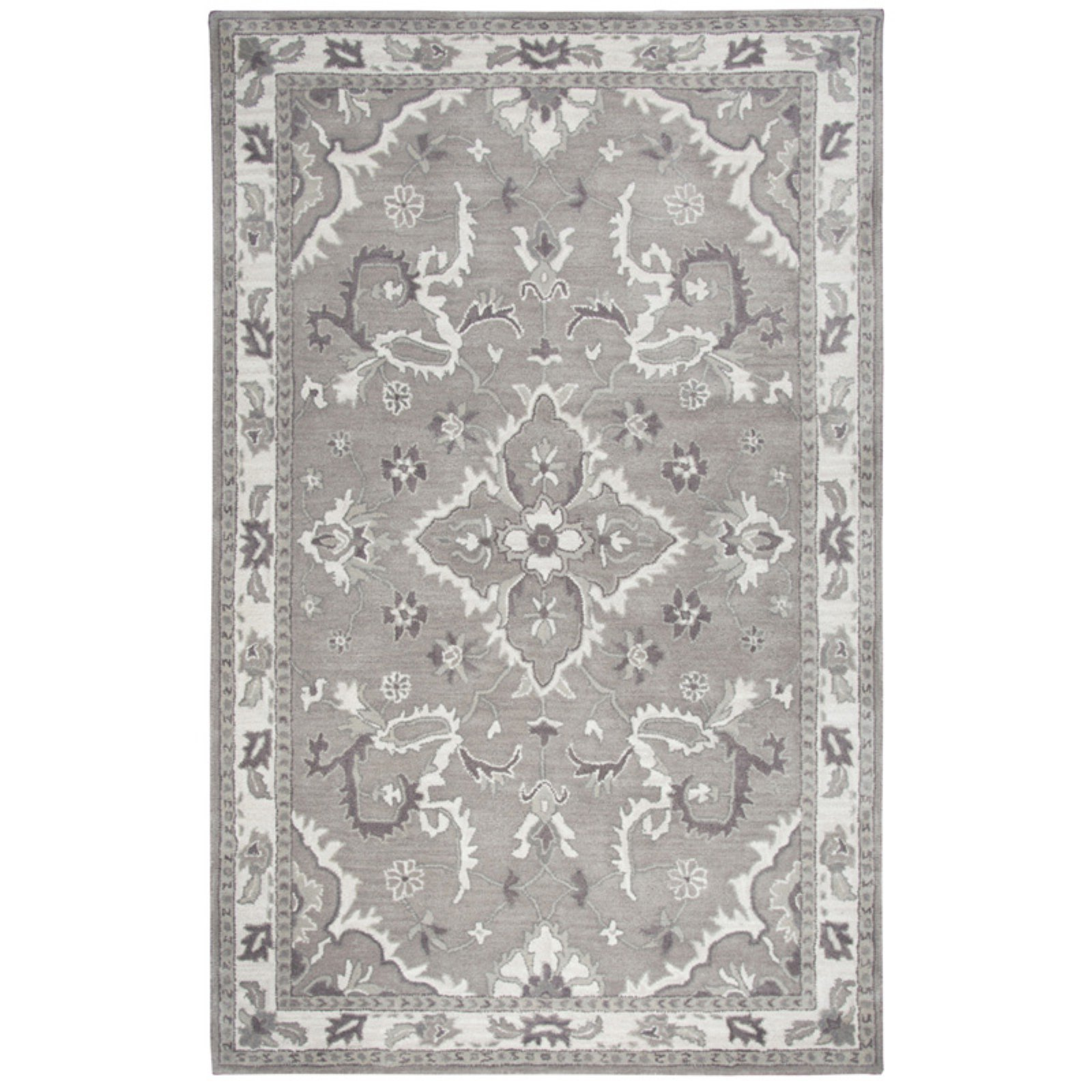 RIZZY HOME VALINTINO COLLECTIONS VN102A 9' x 12' AREA RUGS
