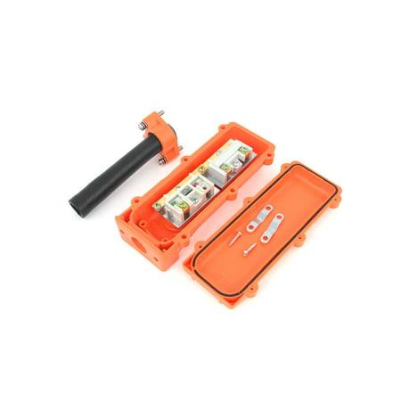 3 PCS COB61A 2-Way Rainproof Push Button Switch for Hoist Crane - image 2 of 3