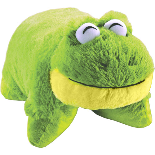 As Seen on TV Pillow Pet Pee Wee, Friendly Frog