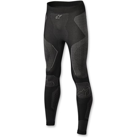 Alpinestars Men's Ride Tech Winter Top/bottom Pants Underwear (black/gray, X-small/small)