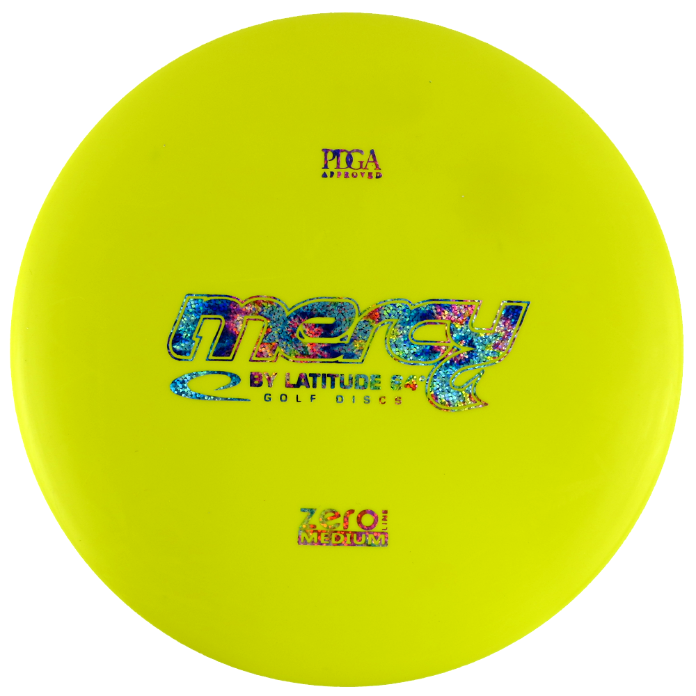 Latitude 64 Zero Medium Mercy 173-176g Putter Golf Disc [Colors may vary] - 173-176g