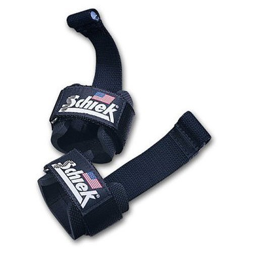 Schiek Sports Power Lifting Straps (1000-DLS)