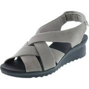 CLARKS Women's Caddell JENA Wedge Sandal
