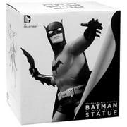 Black & White Mike Allred Batman Statue