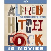 Alfred Hitchcock: The Masterpiece Collection (Blu-ray) by UNIVERSAL HOME ENTERTAINMENT