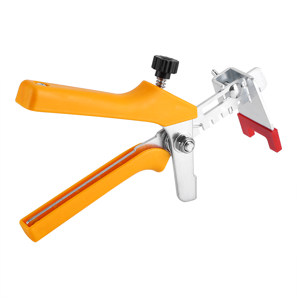 Zerodis 1pc Floor Pliers Tiling Locator Tile Leveling System Ceramic Tiles Installation Tool, Tile Leveling Tool, Tiling Pliers