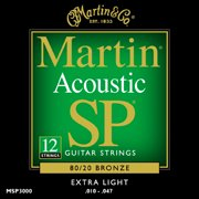 MARTIN SP STG SET-X LIGHT