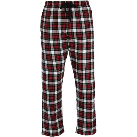 - Men's Flannel Pajama Lounge Pants