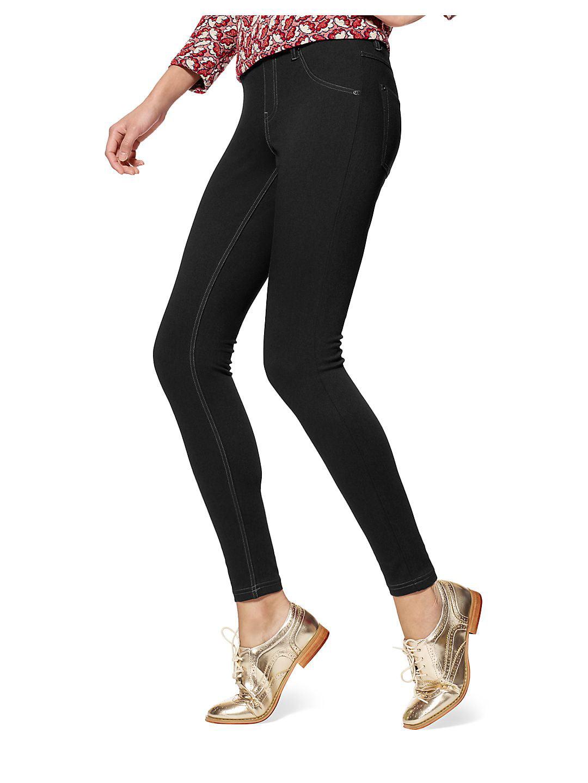 Essential Denim Leggings