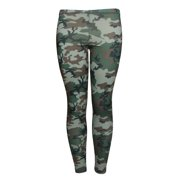 Womens Camouflage Leggings