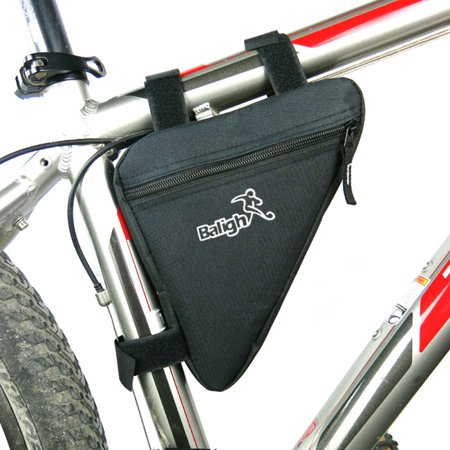 Thomas Tube Holder - Triangle Bicycle Frame Front Tube Bag Cycling Bike Pouch Holder Saddle Panniers