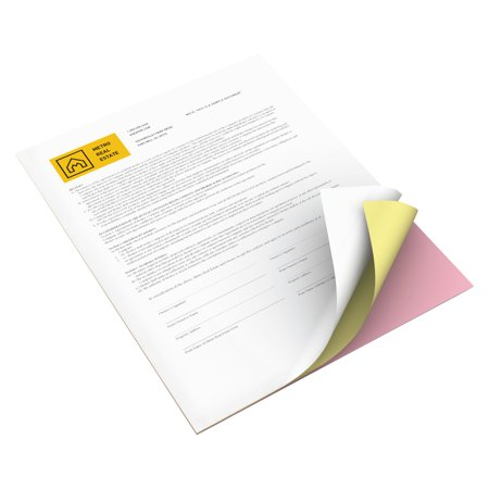 Xerox Revolution Digital Carbonless Paper  8 1 2 X 11  Pink Can Wh  5010 Sheets Ct