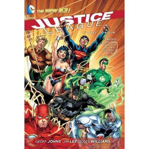 Justice League 1: Origin