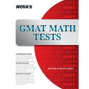 GMAT Math Tests : 13 Full-Length GMAT Math Tests!
