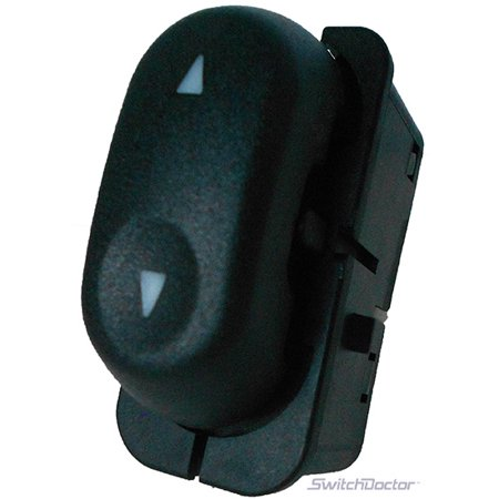 Ford Escape Hybrid Passenger Power Window Switch 2005-2007 (2005 2006 2007) (electric control panel lock button auto driver passenger