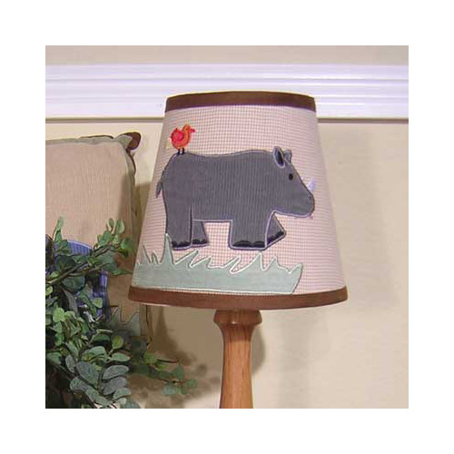 Brandee Danielle 5'' On Safari Wire Empire Lamp Shade