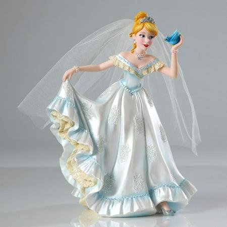 Disney Showcase 4045443 Cinderella Bridal Couture de Force New 2015 - Cinderella Bridals