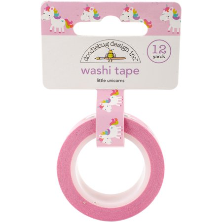 Fairy Tales Washi Tape Little Unicorns - Fall Washi Tape
