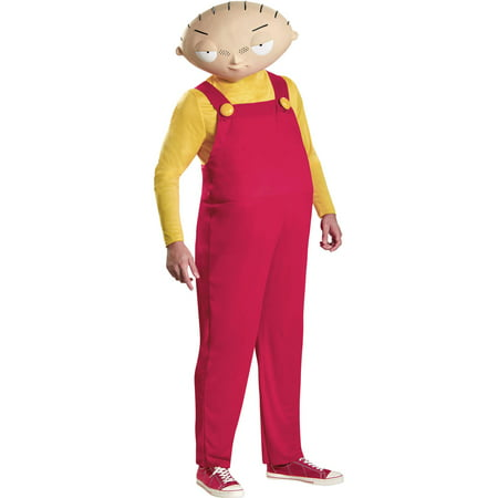 Stewie Deluxe Men's Adult Halloween Costume for $<!---->