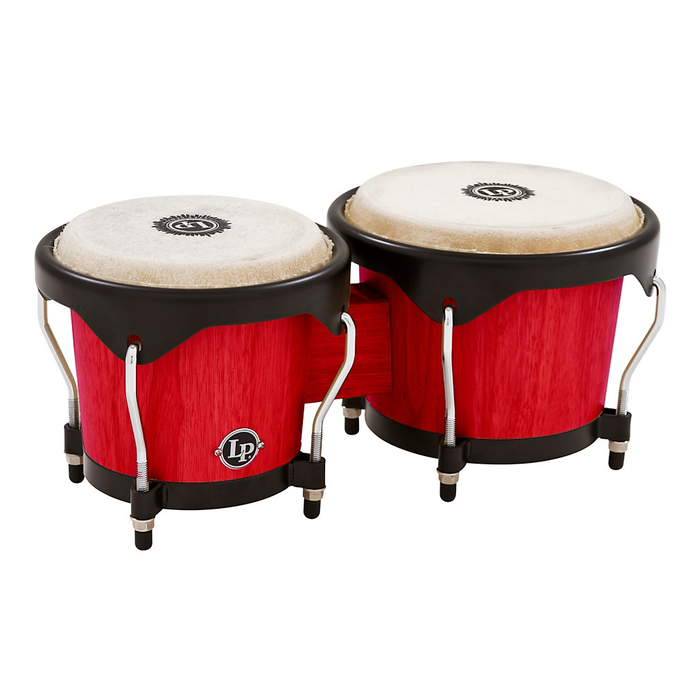 LP City Bongos Red by LP