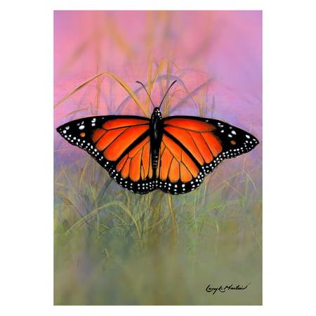 - Toland Home Garden Monarch Welcome Flag