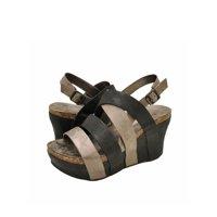 292b9c4ad0c0e Product Image Pierre Dumas Hester-19 Women's Strappy Platform Wedge Sandals  22629