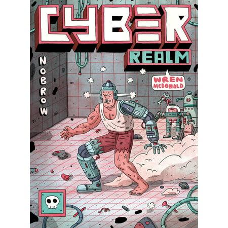 Cyber Realm [17 x 23 COMIC]