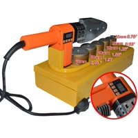 INTBUYING 110v Pipe Welding Machine/Tool with digital readout 134216