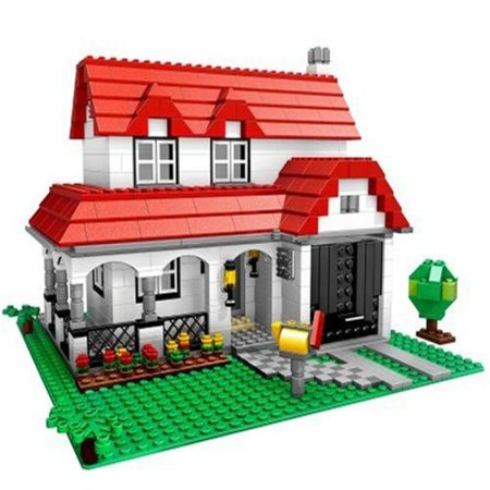 Lego Creator House From 3441 Nextag