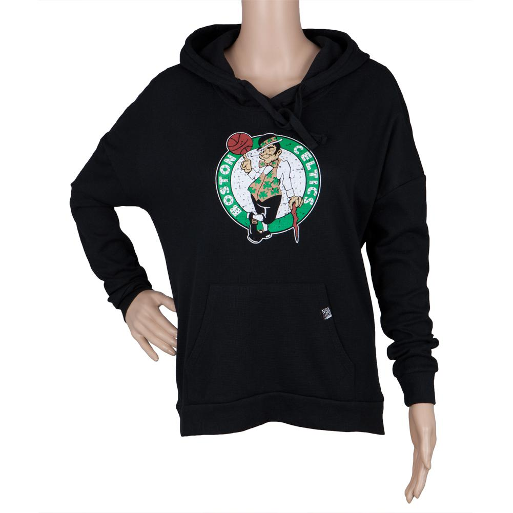 Boston Celtics - Ally-Oop Juniors Hooded Thermal