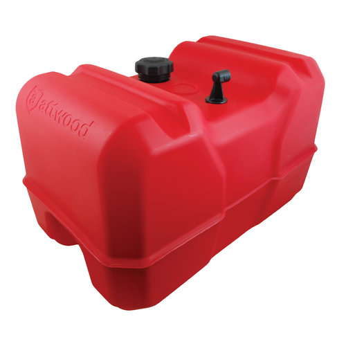 Attwood 8812LP2 12-Gallon EPA Compliant Fuel Tank without Gauge
