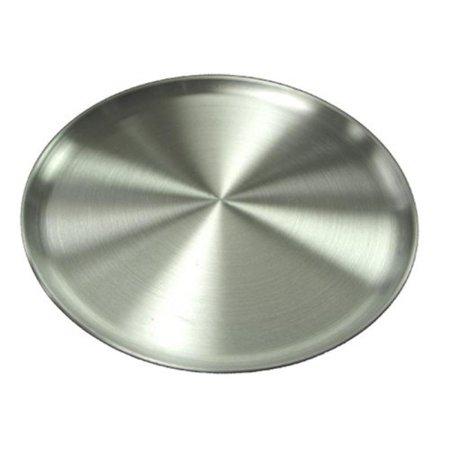 Eagleware Aluminum Pizza Tray (Winware Coupe Style Aluminum 18 Inch Pizza)